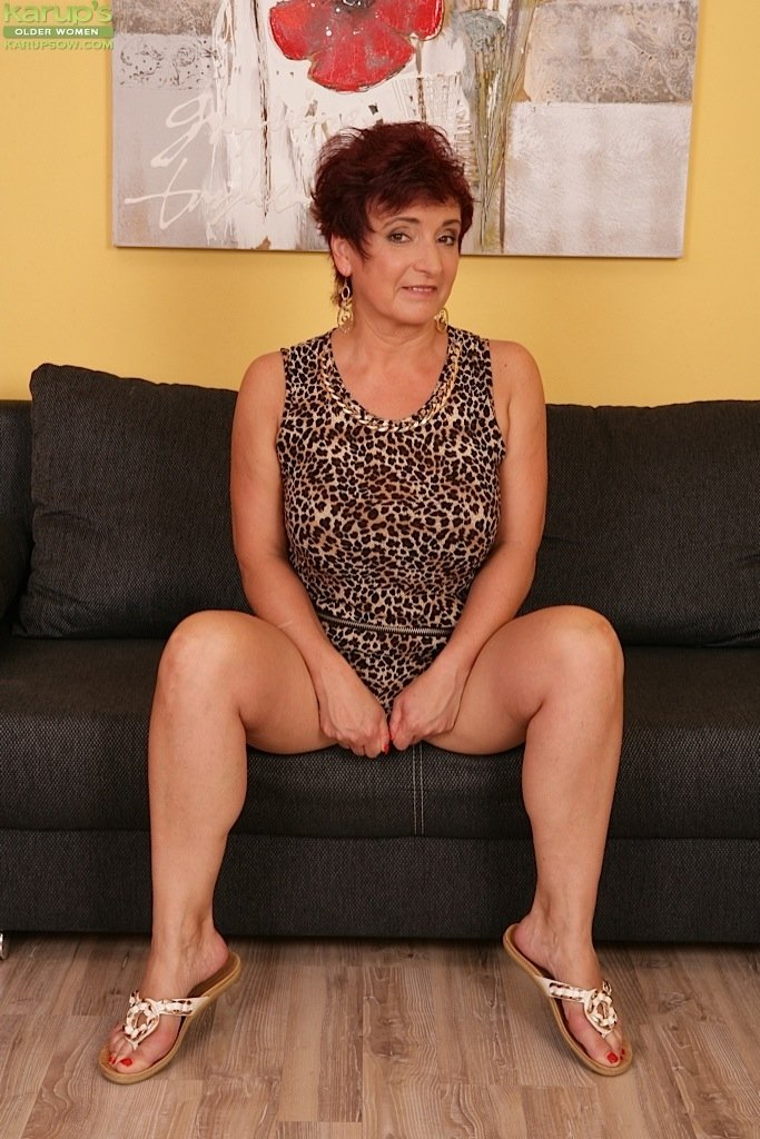 mature short hair sex