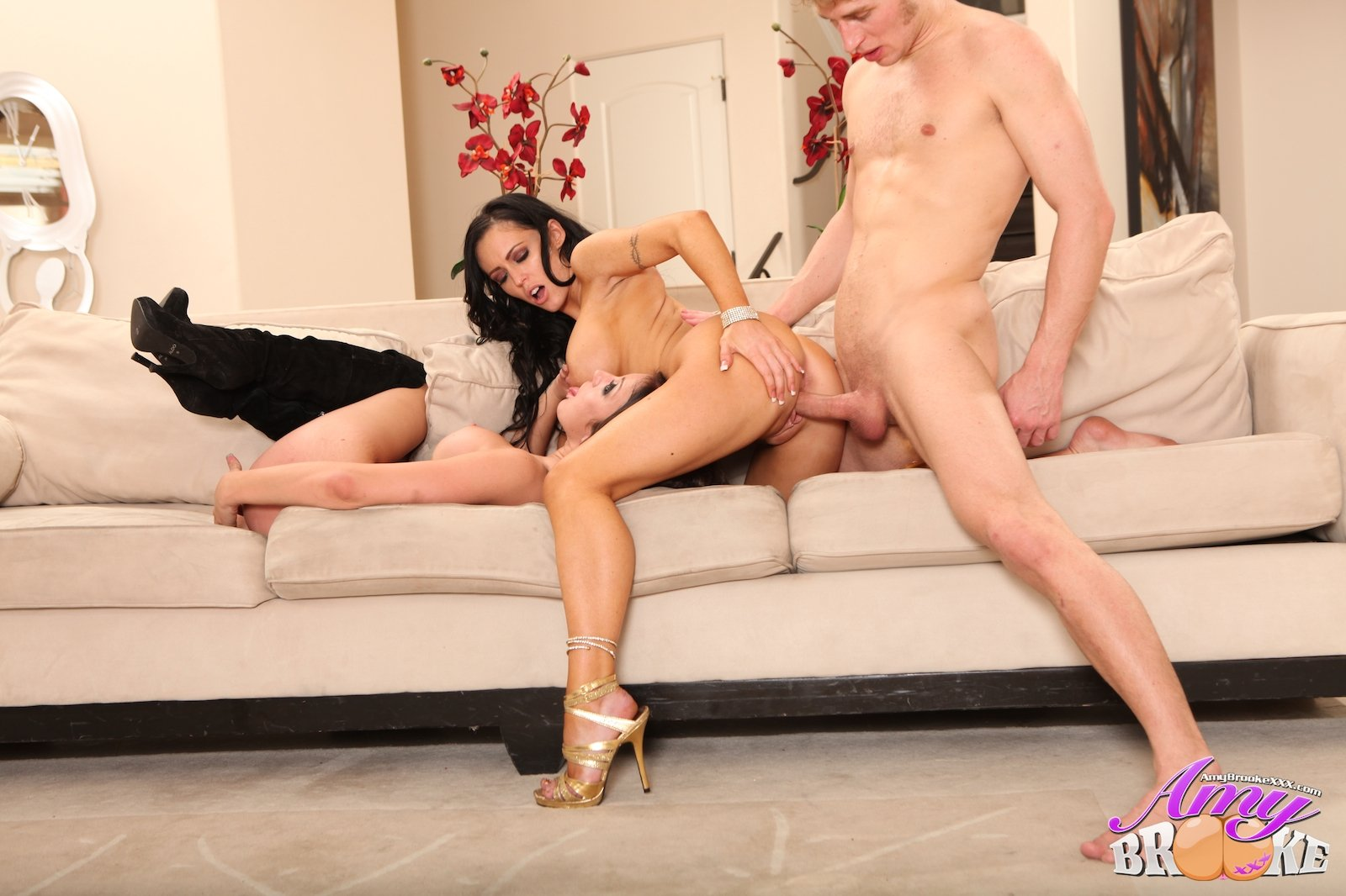 Family son and dad black people having orgies