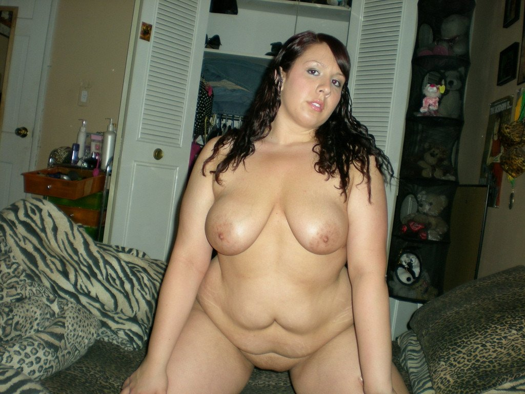 Amateur chubby women with big tits something also