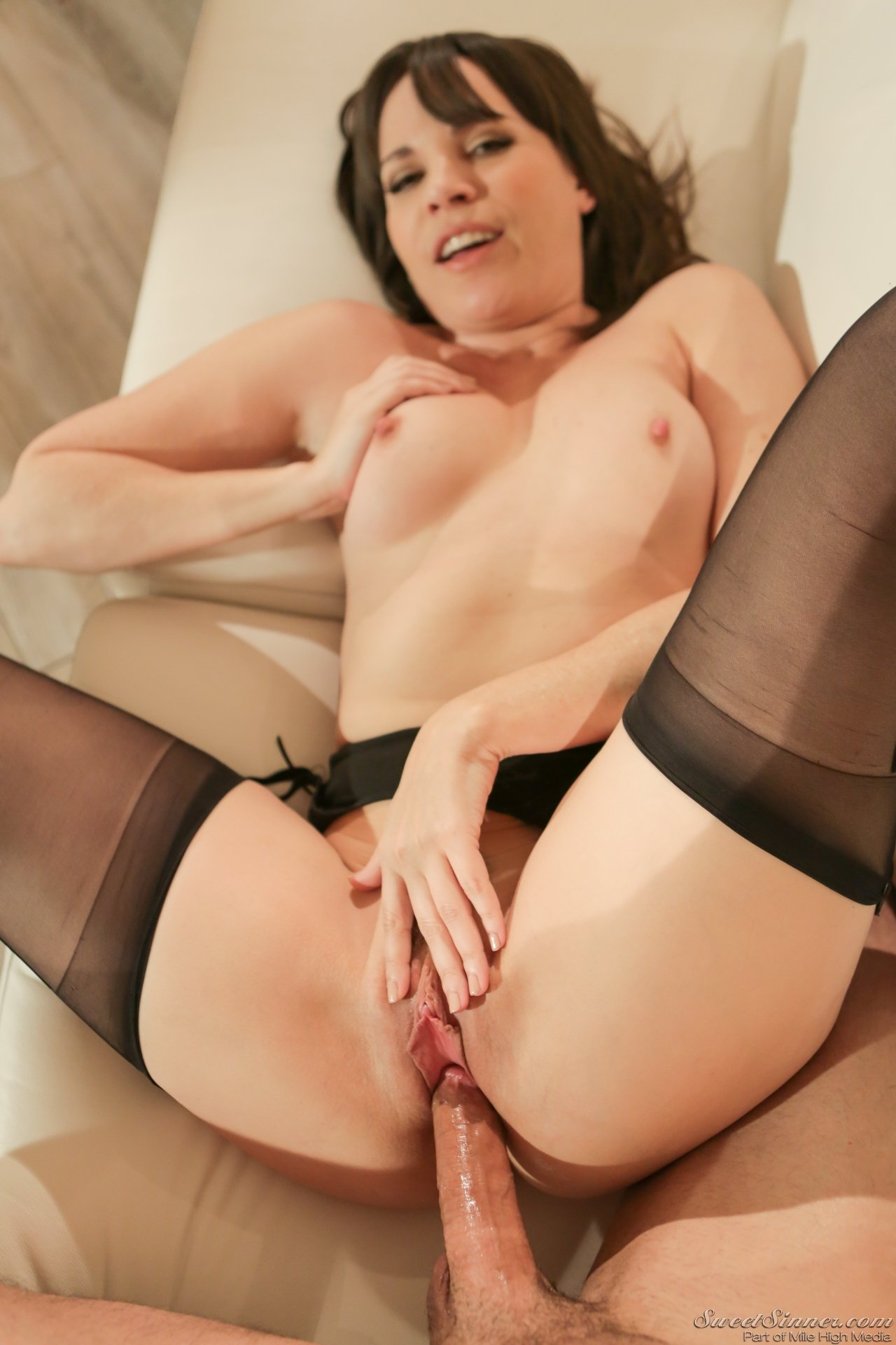 Swinger wife first big cock