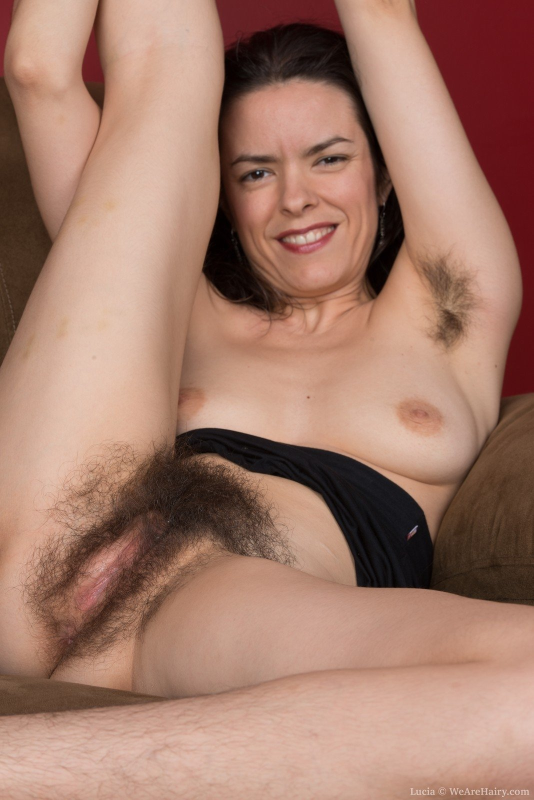 Natural hairy beauty-4876
