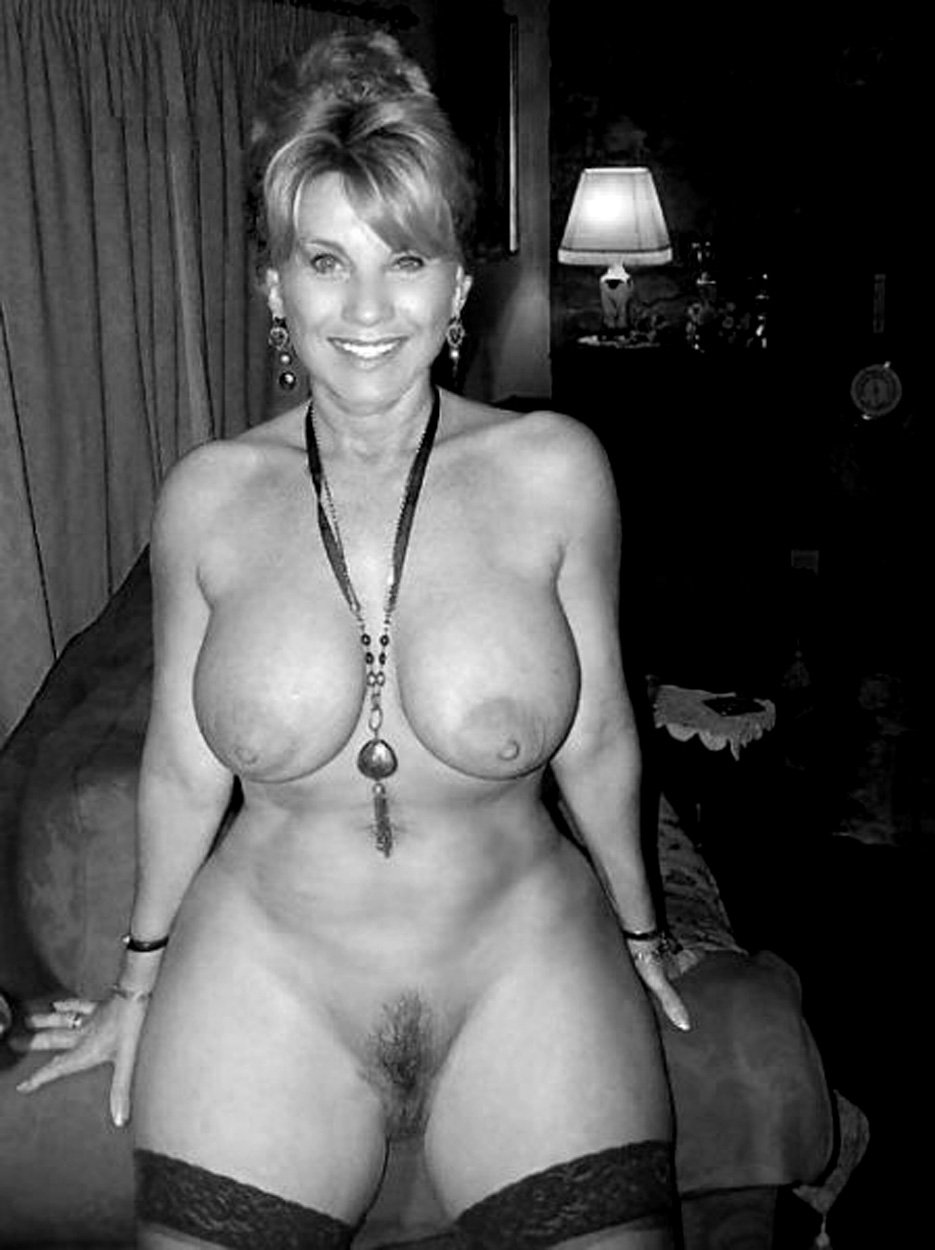 milf with hanging tits