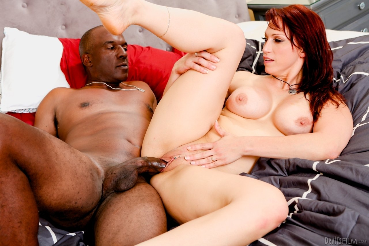 black interracial anal add photo