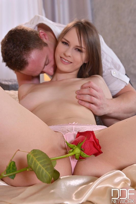 Girl first time anal porn #1