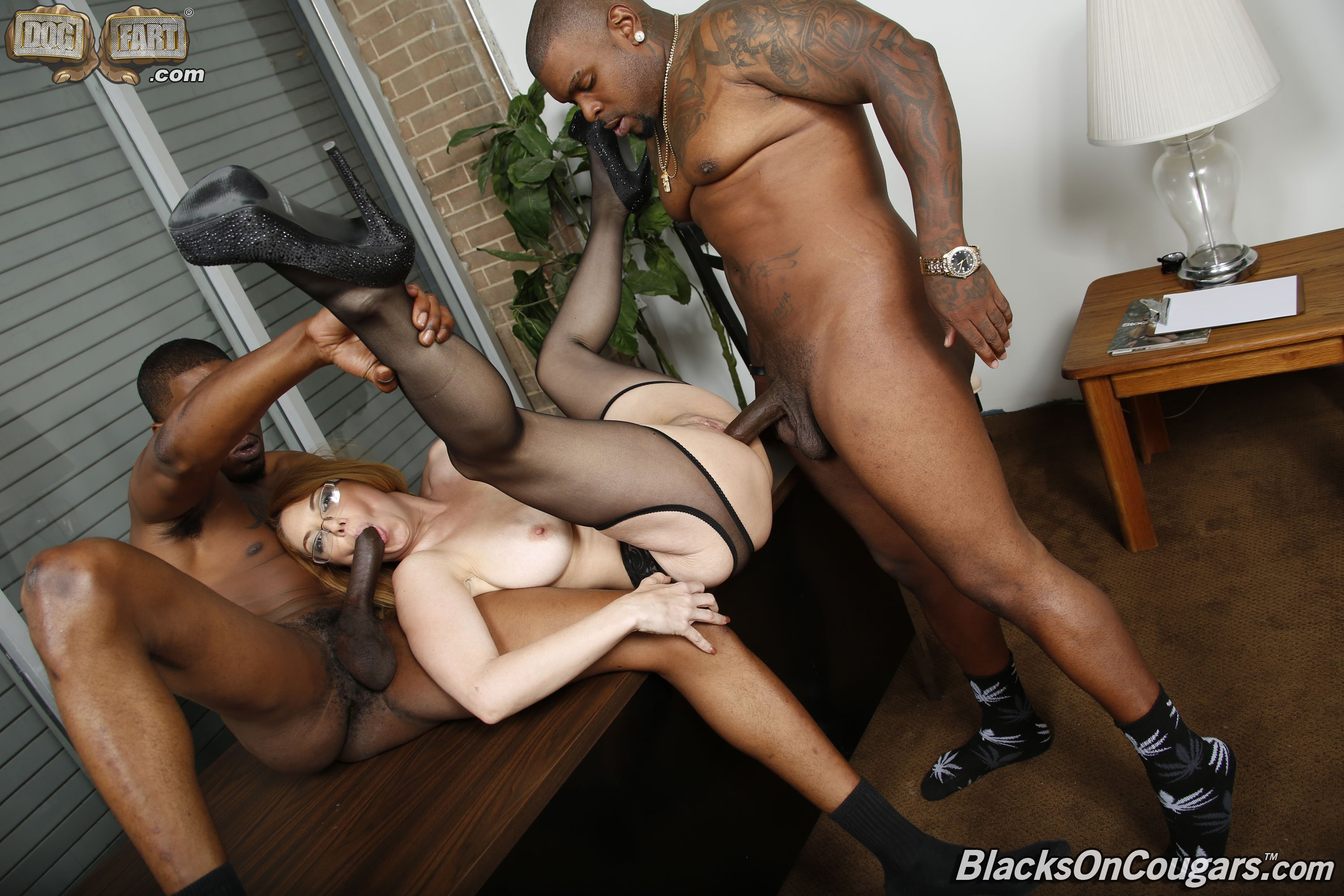 best interracial doggystyle