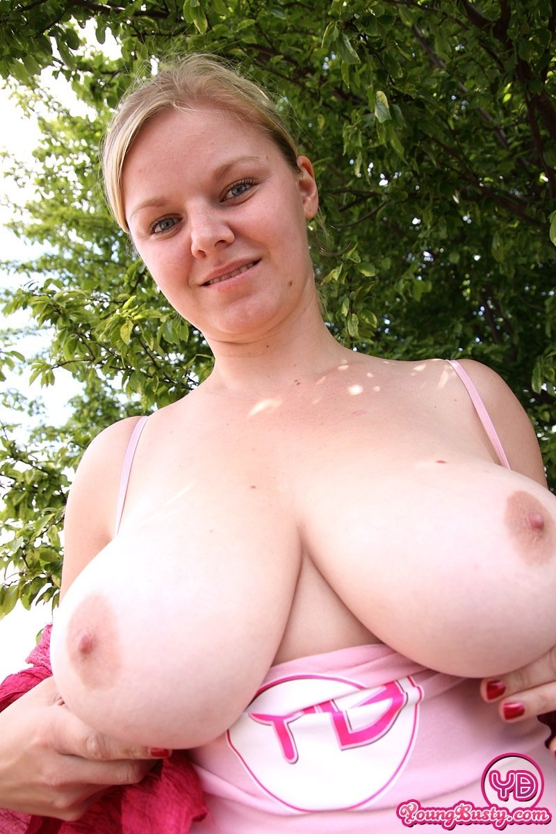 Breast piercing ring wife