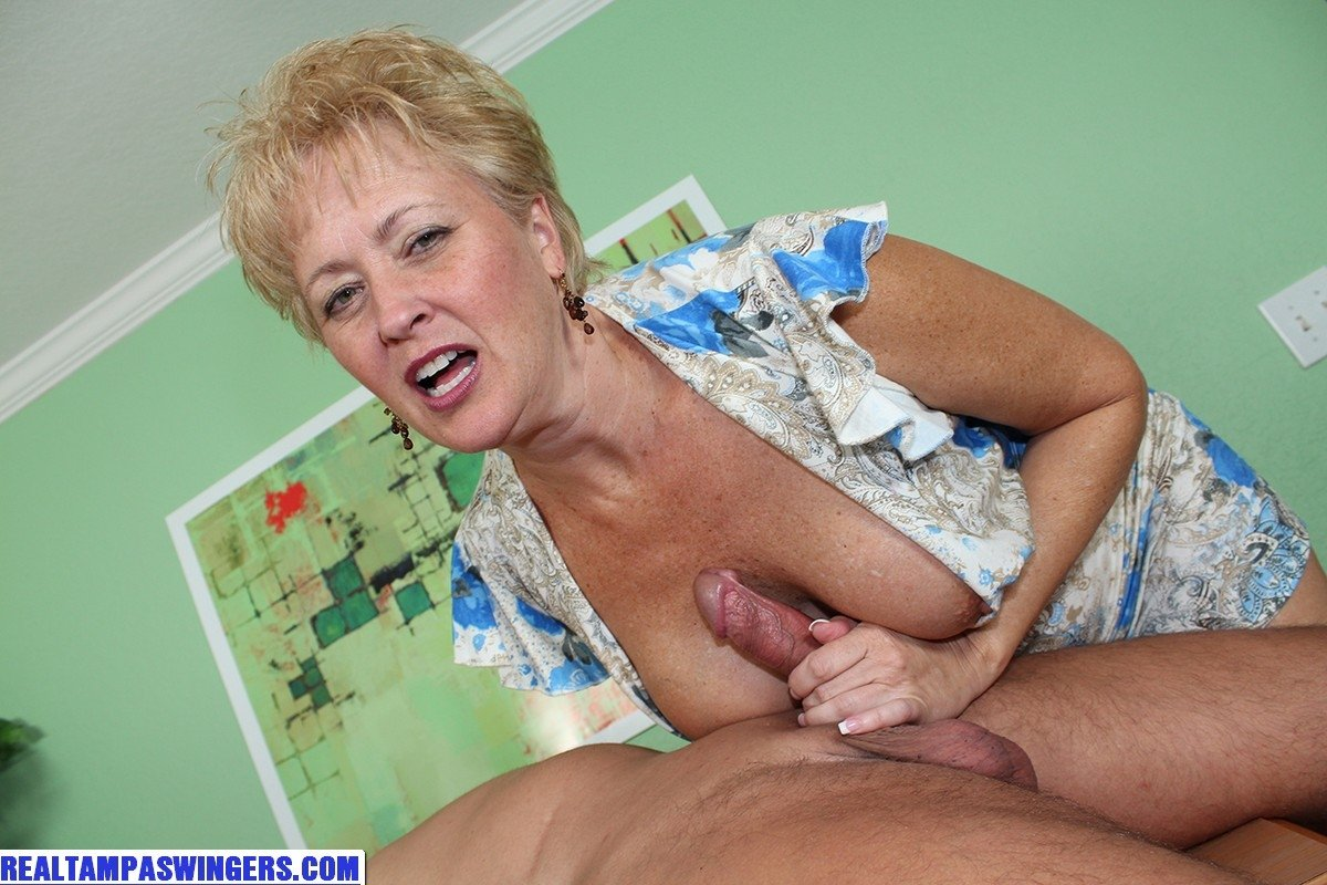 naked milf breasts