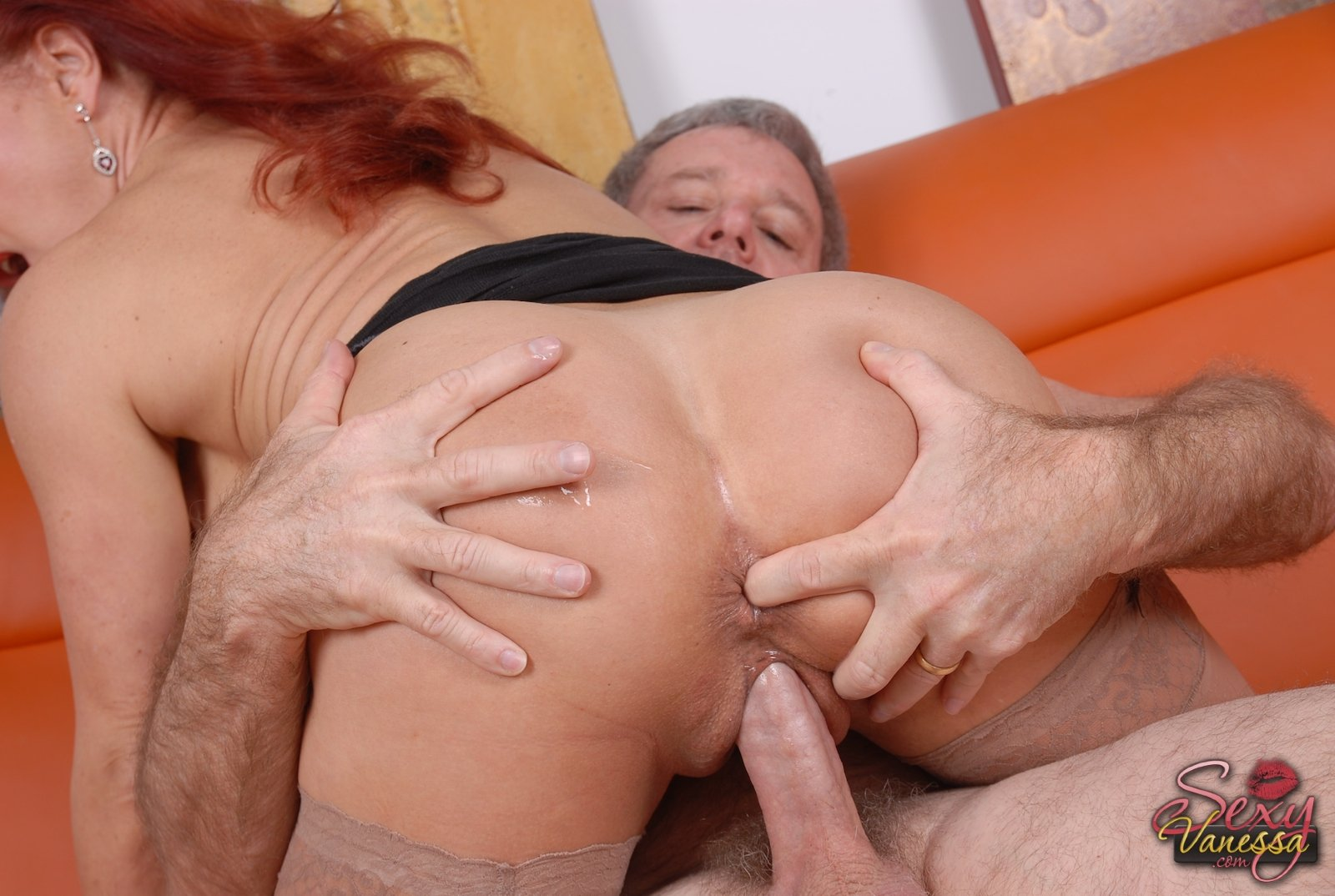 Wife spanking hard sexy mature business woman