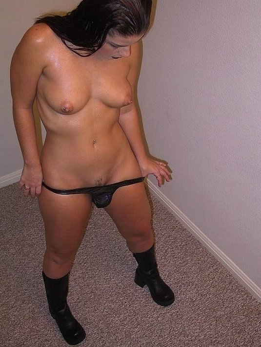 homemade ebony wife