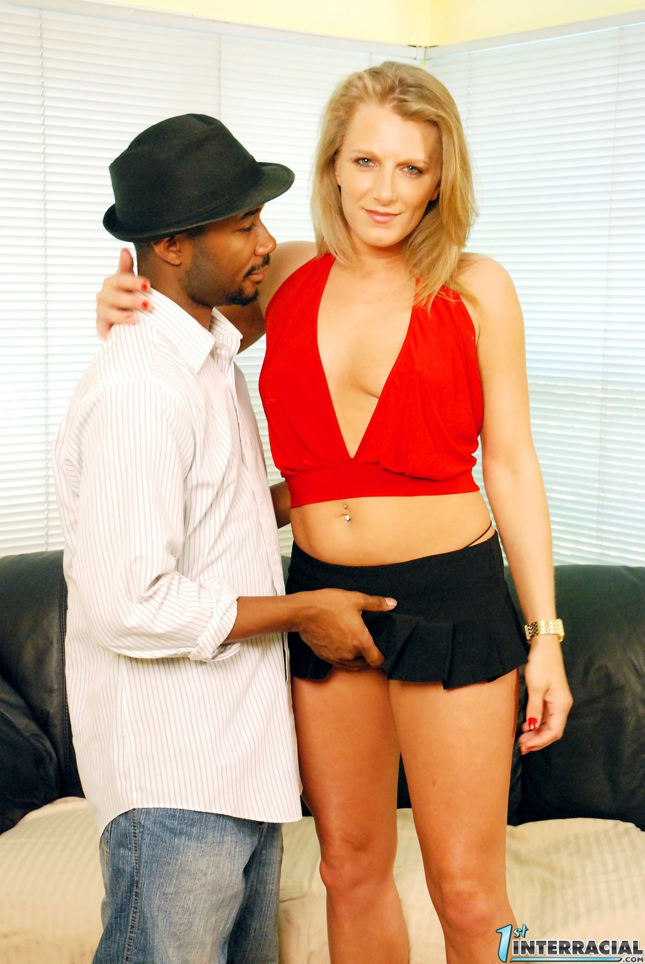 Xnxx videos interracial #1