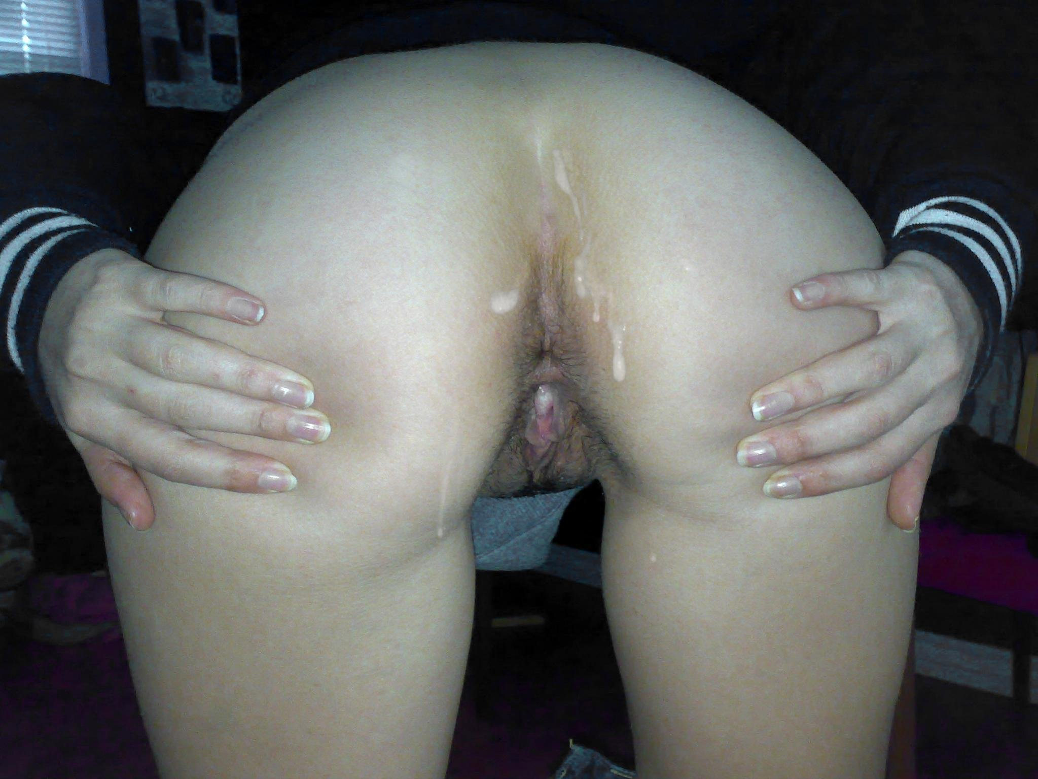 a creampie for a sexy newbie amateur