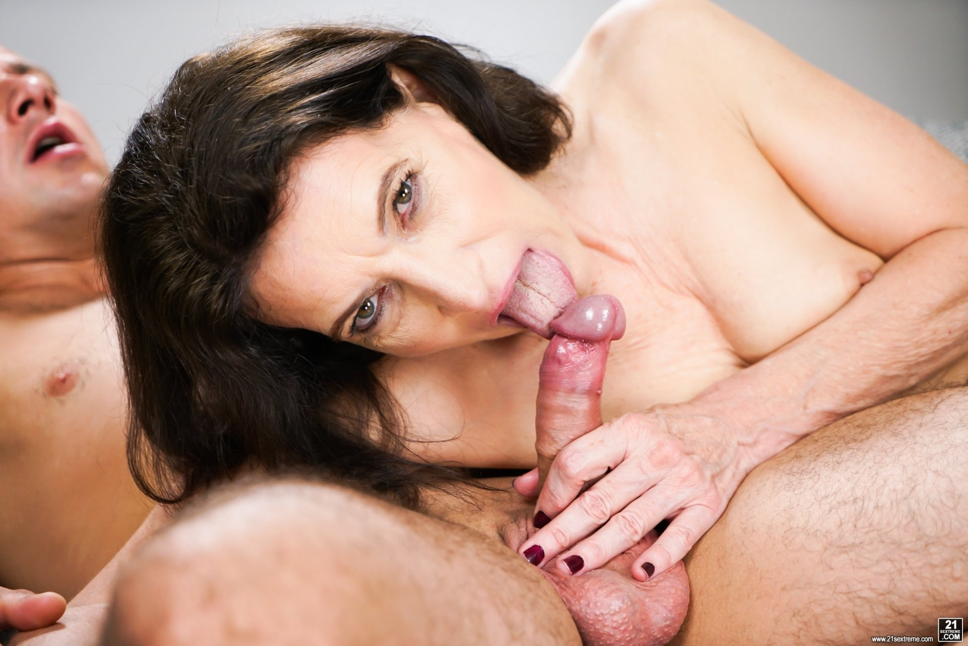 Shemale casting with young wife