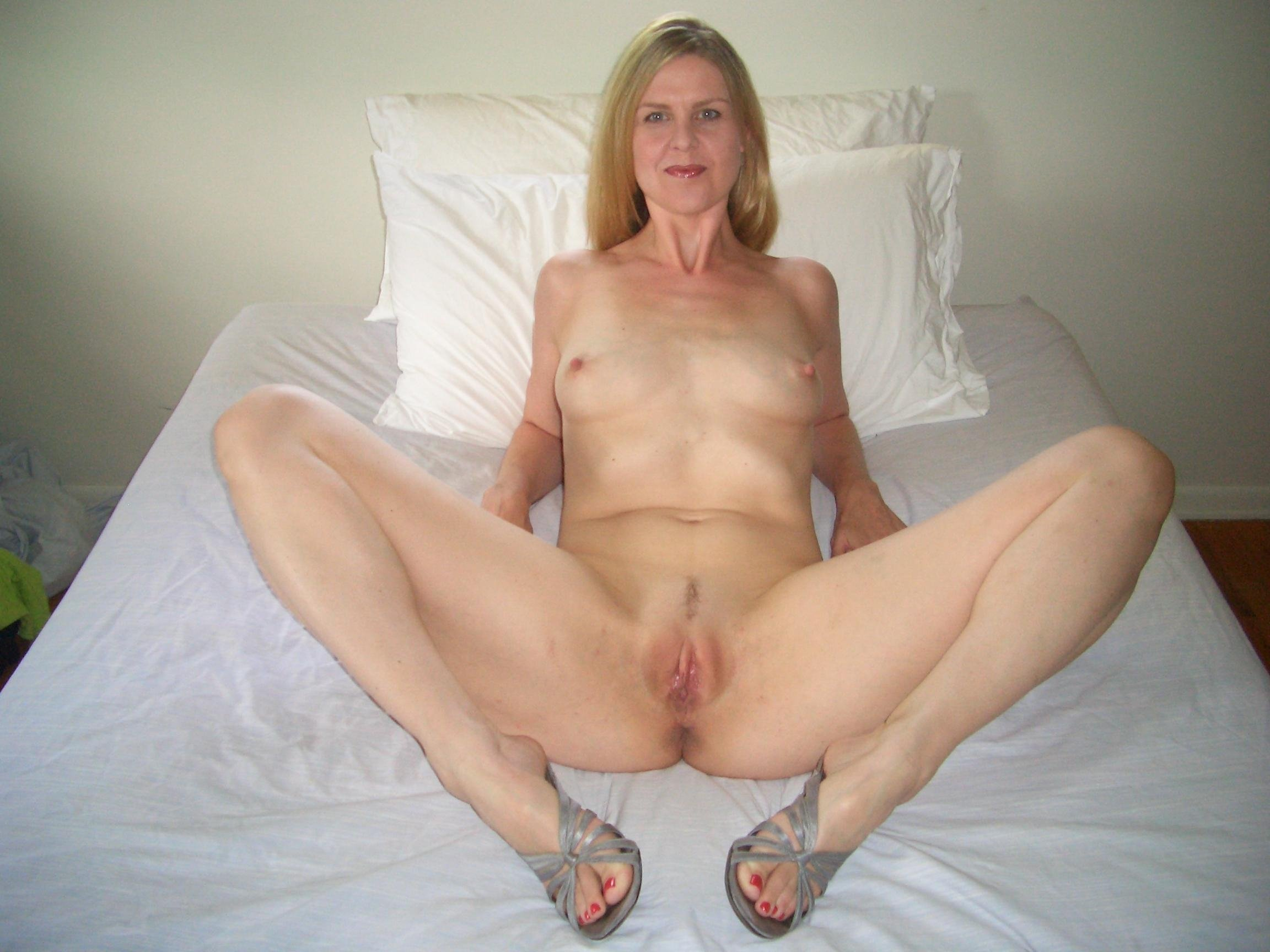 Shy wife gets two dick