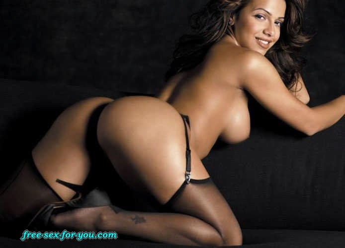 Free crystal houston nude