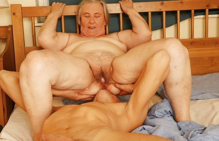 Old Granny Fucking And Sucking Young Boys