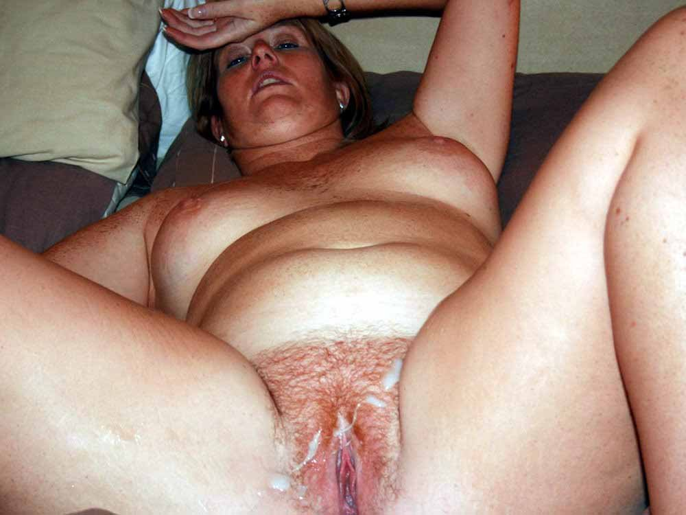 Watch chubby creampie