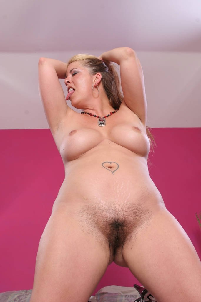 hairy latina mom