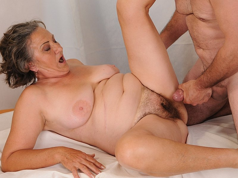 Porn with old ladies — 4