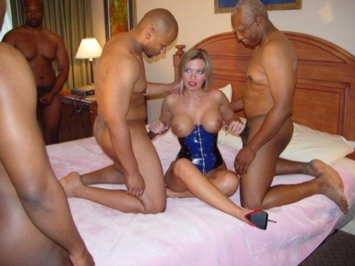 Karlee grey humiliates her cuckold bf with black dick