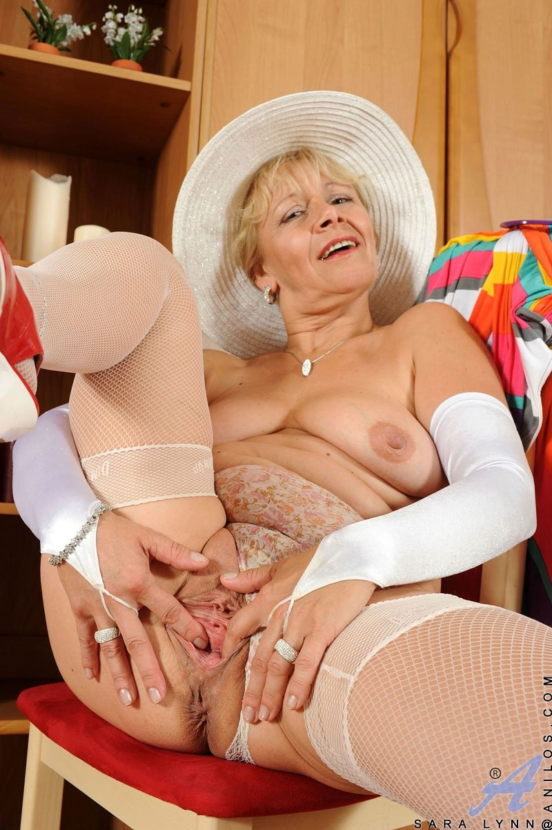 Mature nude ladies video #8