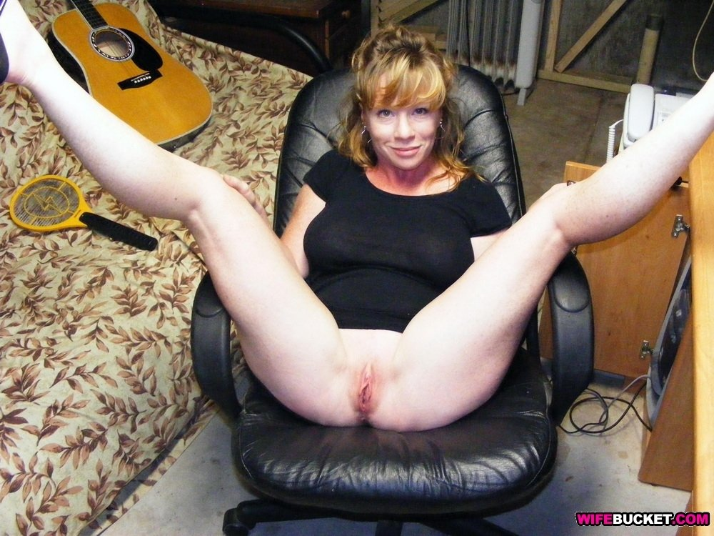 Horny housewife solo #1