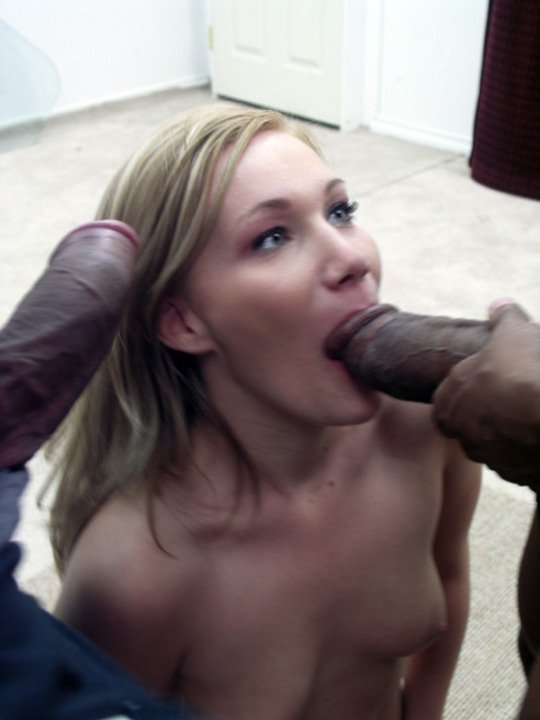 Wife forced pay rent free interracial dp
