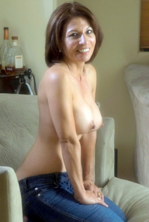 Homemade mature housewives