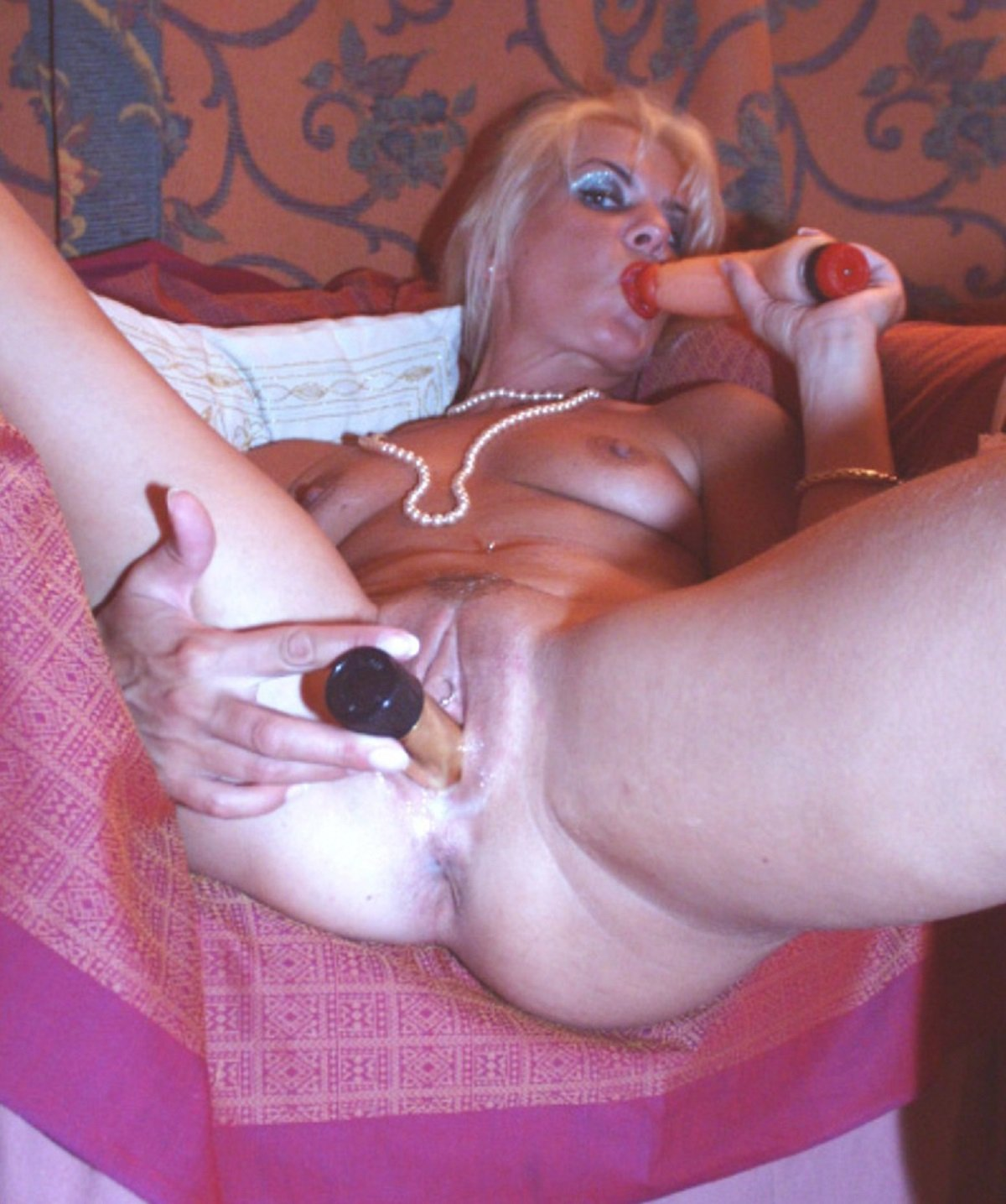 milf with condom