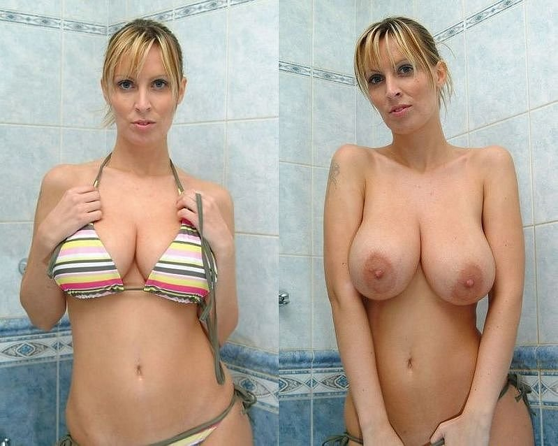 little tits and big nipples there