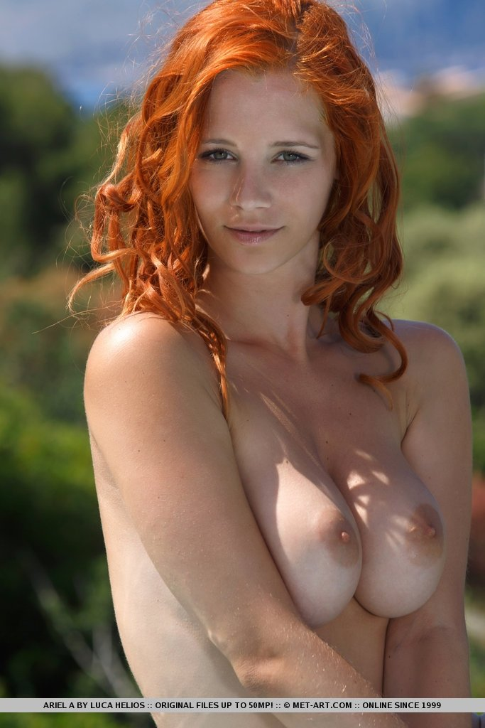 Nude redheads getting fucked