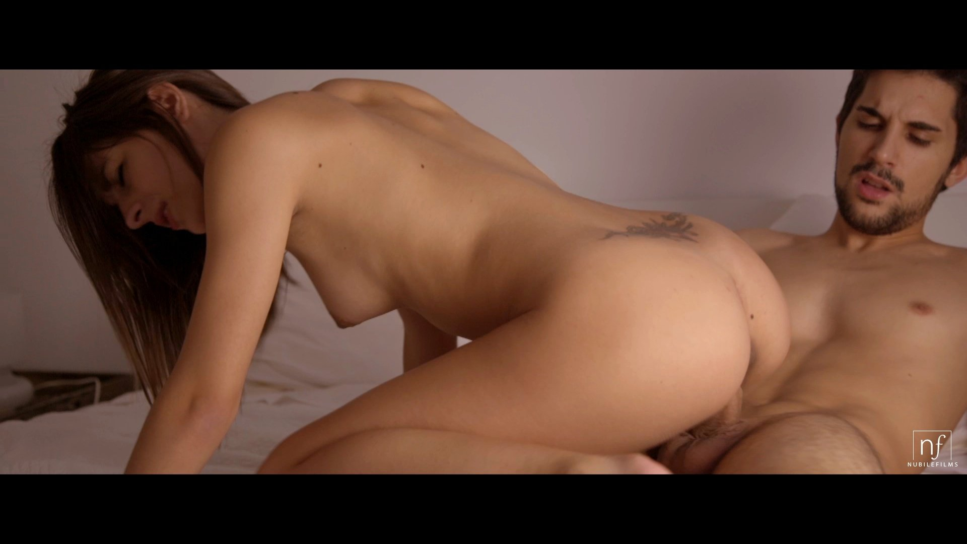 Cuckold husband films his wife taking it in all holes