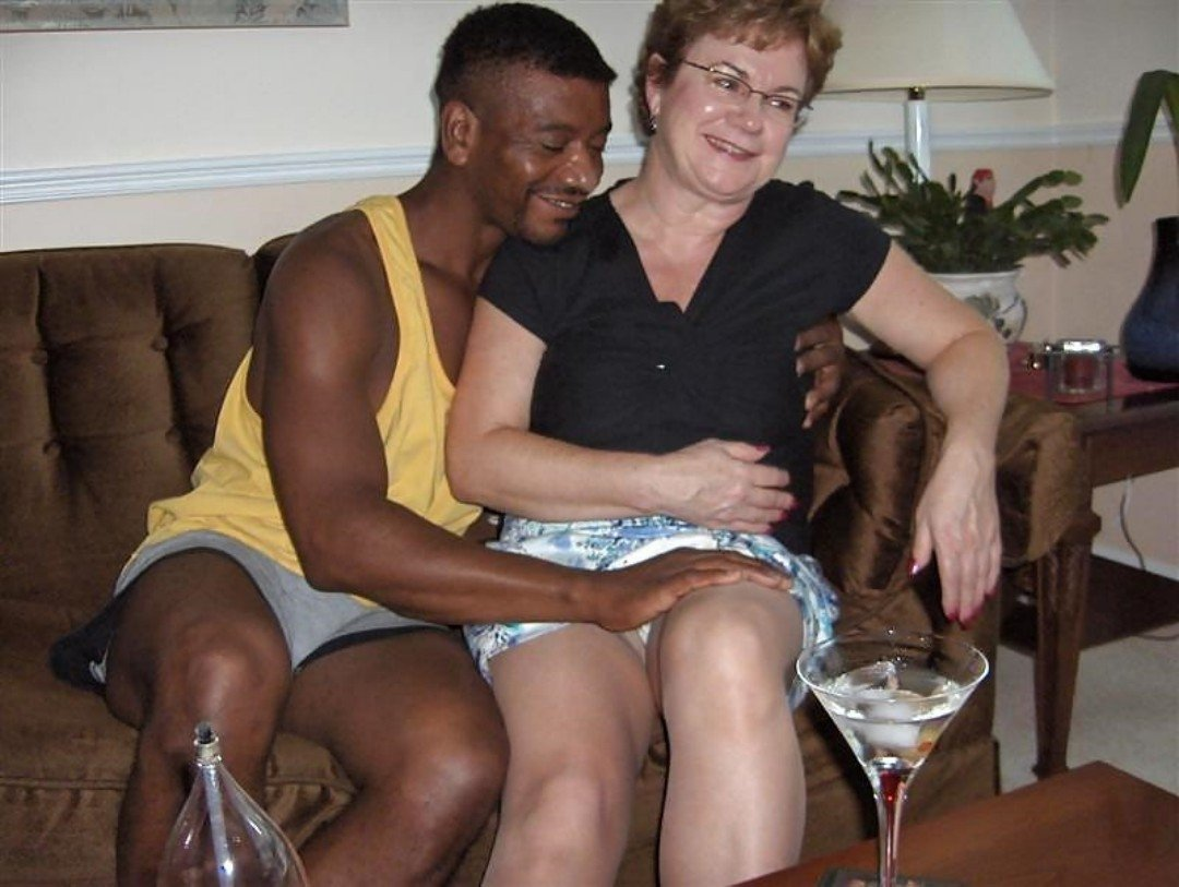 fat mom interracial
