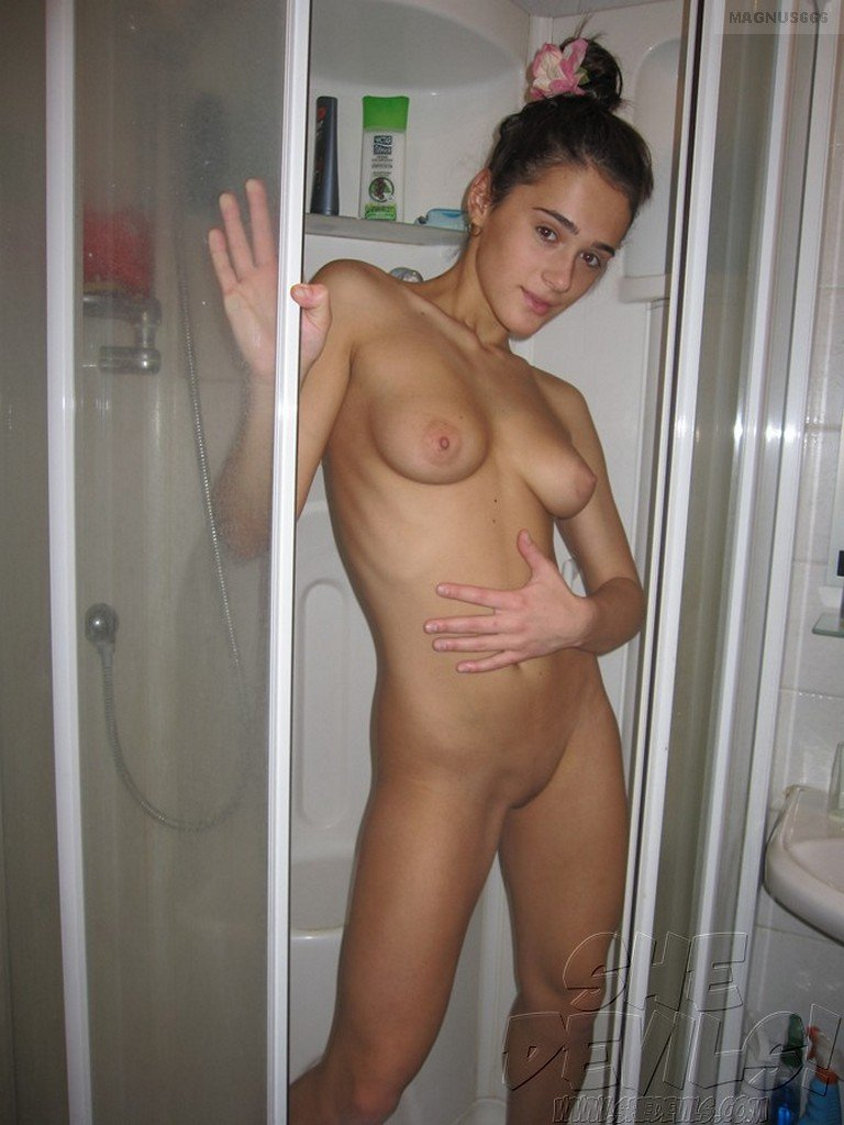 Naked spanish amateurs
