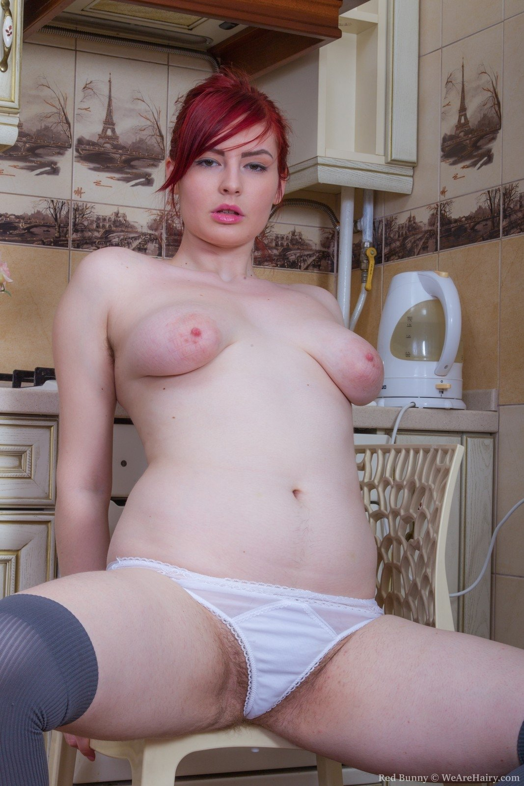 Young web cam strip