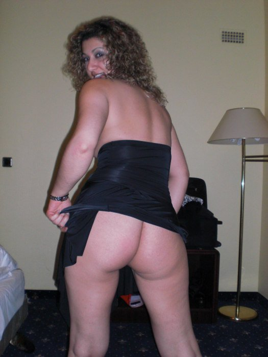 horny milf with young