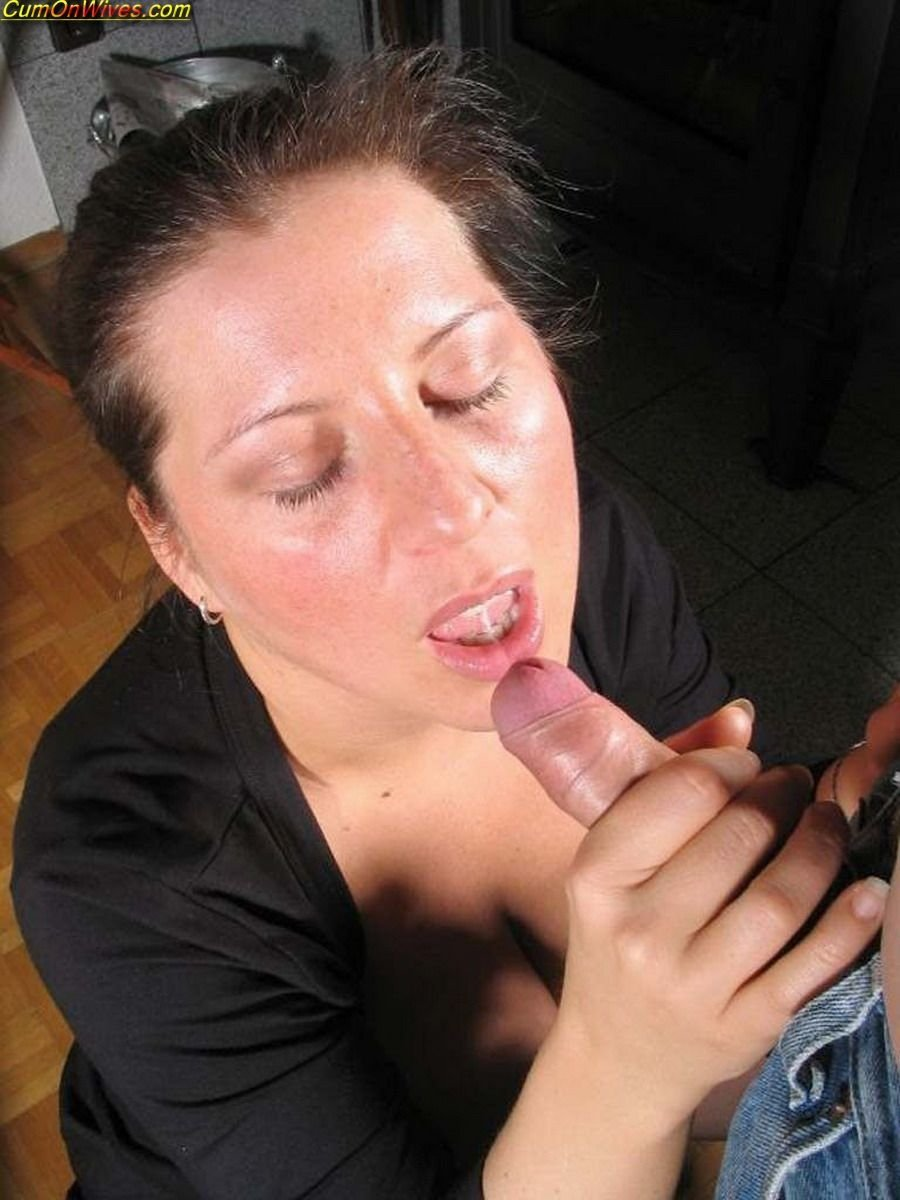 blowjob in restroom