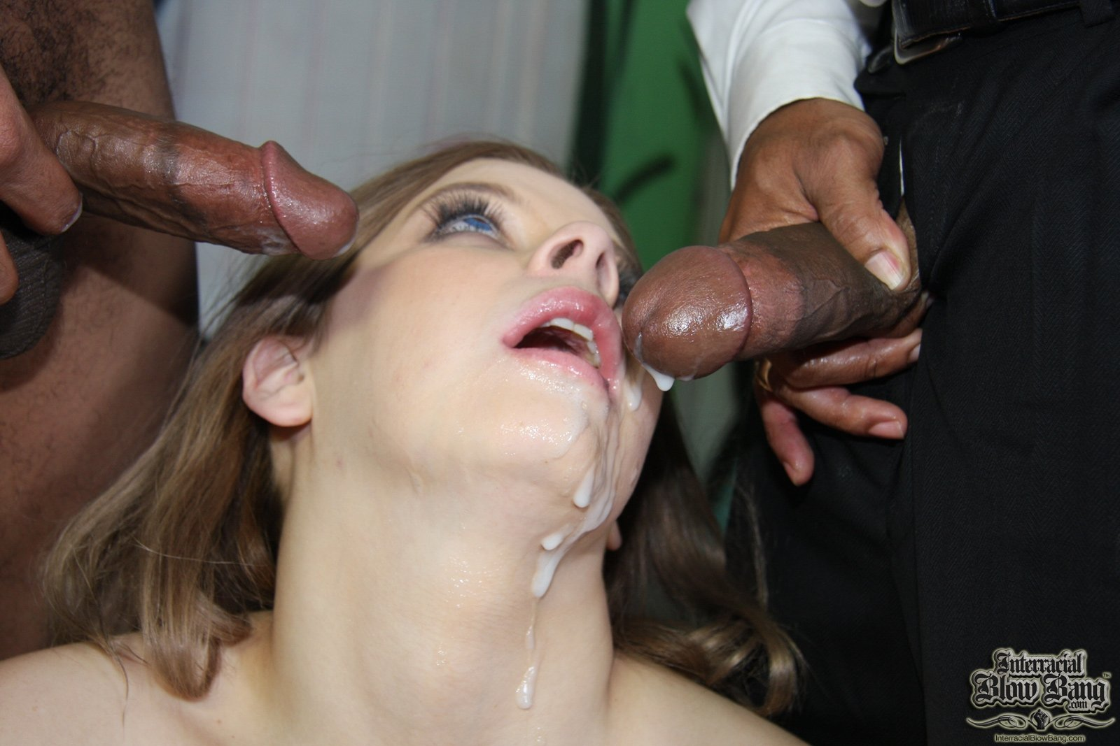 Amateur crying anal