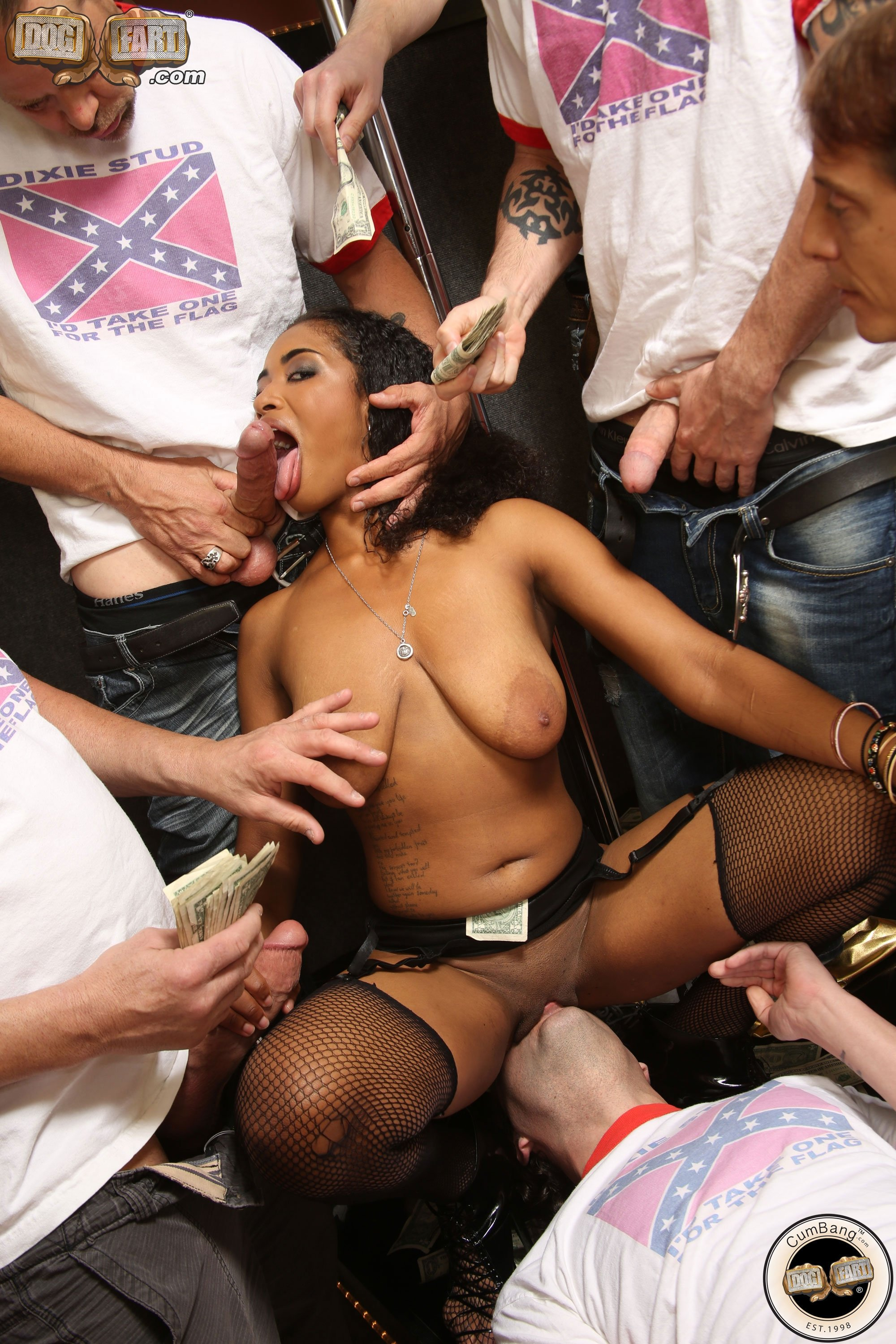 Veronica Rodriguez Black Dick