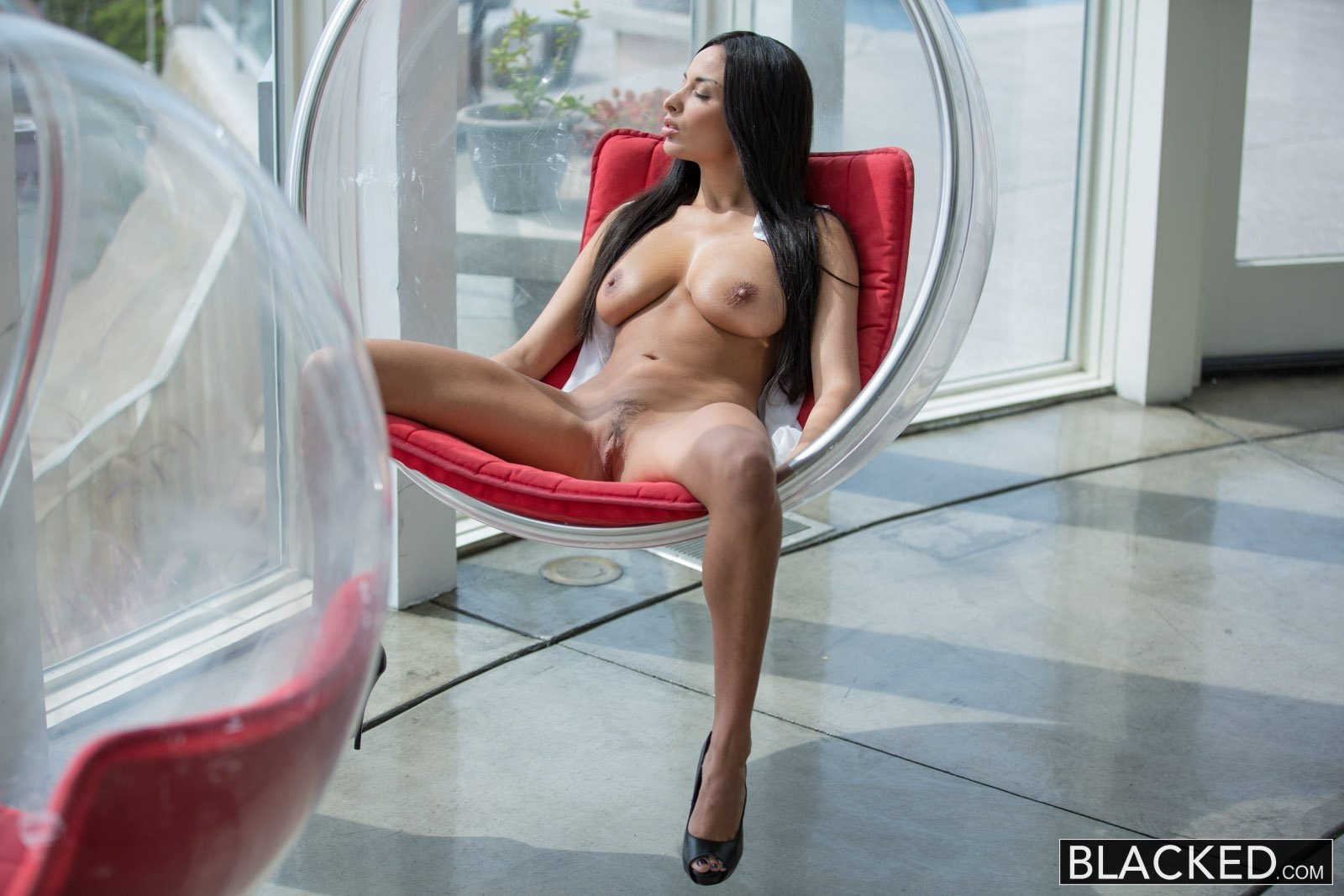 French Girl Anissa Kate Hot Interracial Anal Sex-6036