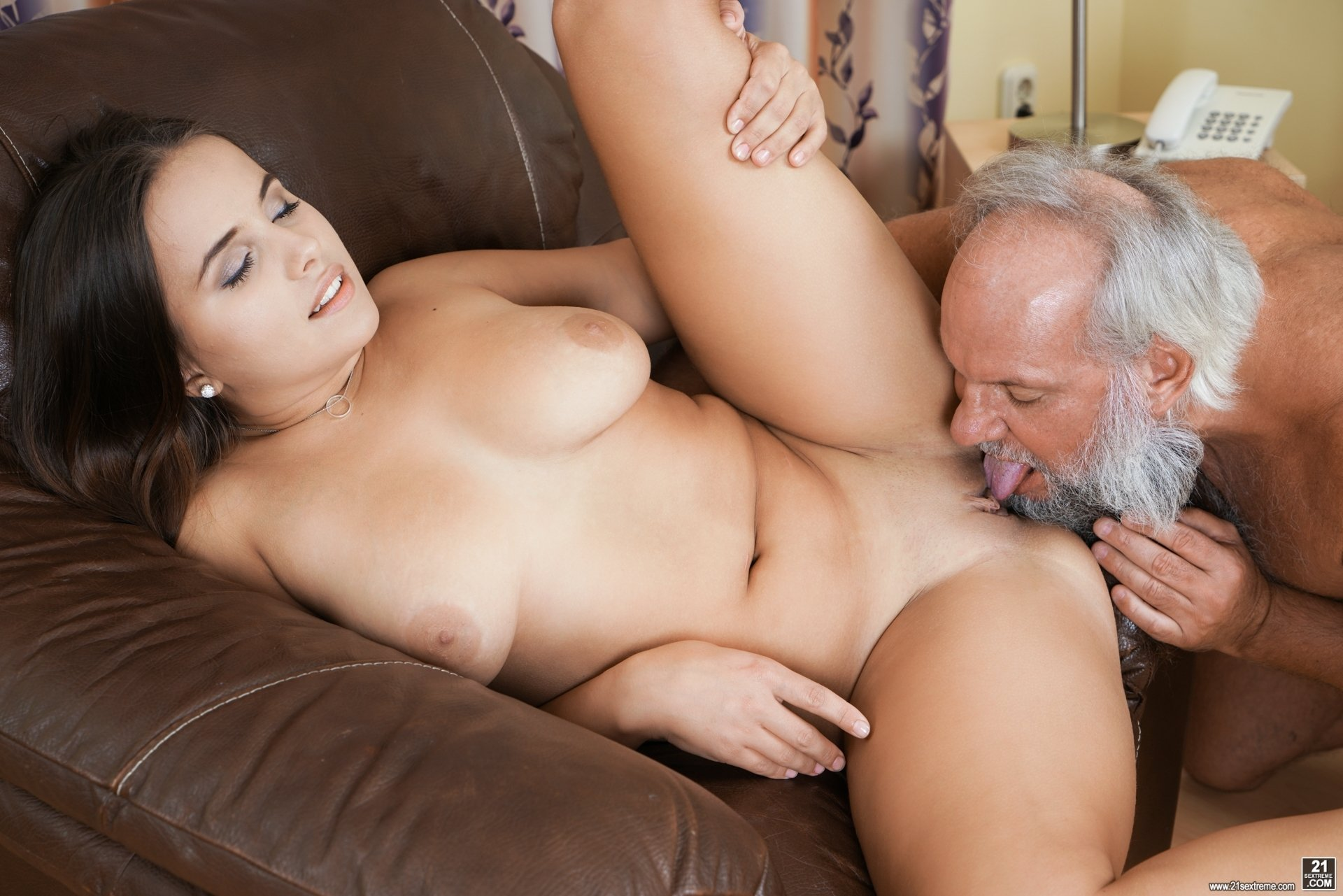 Brother gives sister unwanted creampie #1
