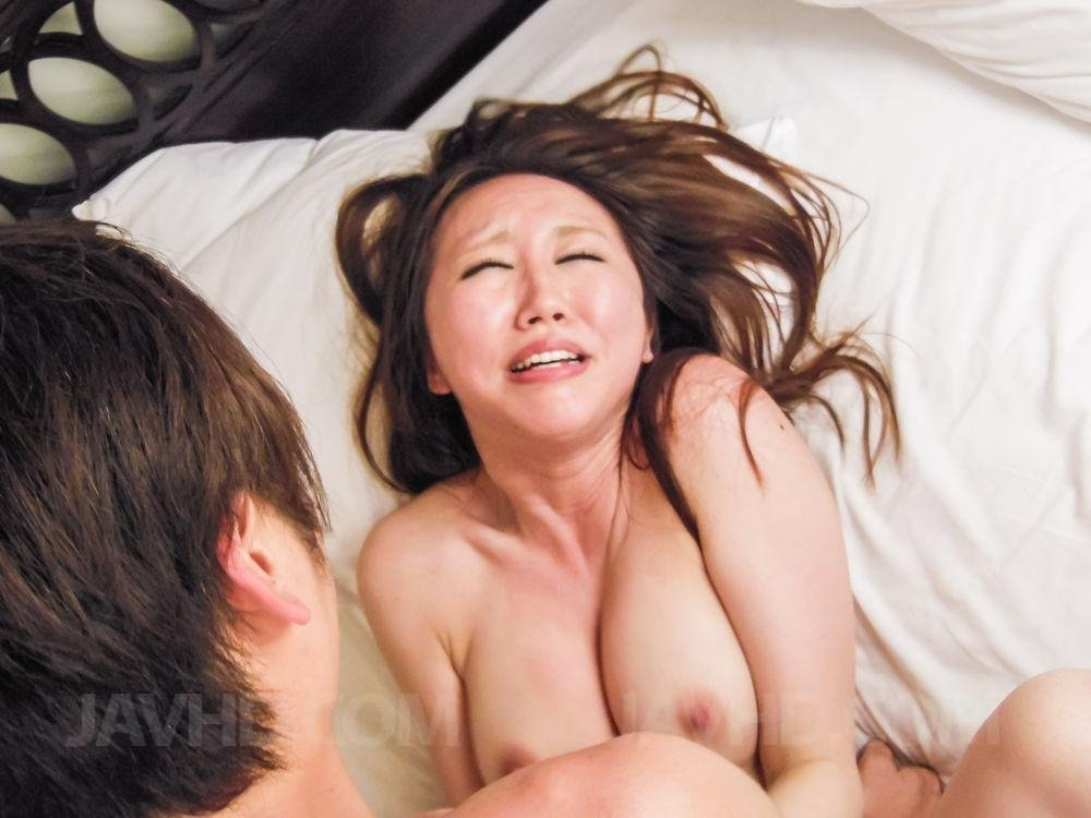 Mature asian anal tube #1