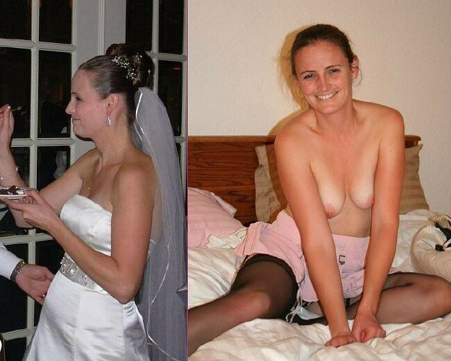 Amateur nude honeymoon photos