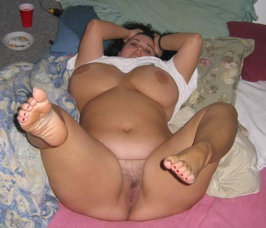 Amateur bbw ex wife
