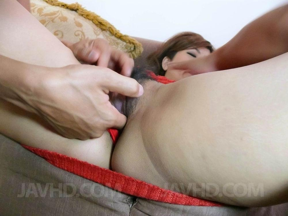 Mom and son classic taboo Melisa and her gyno toys pleasuring her