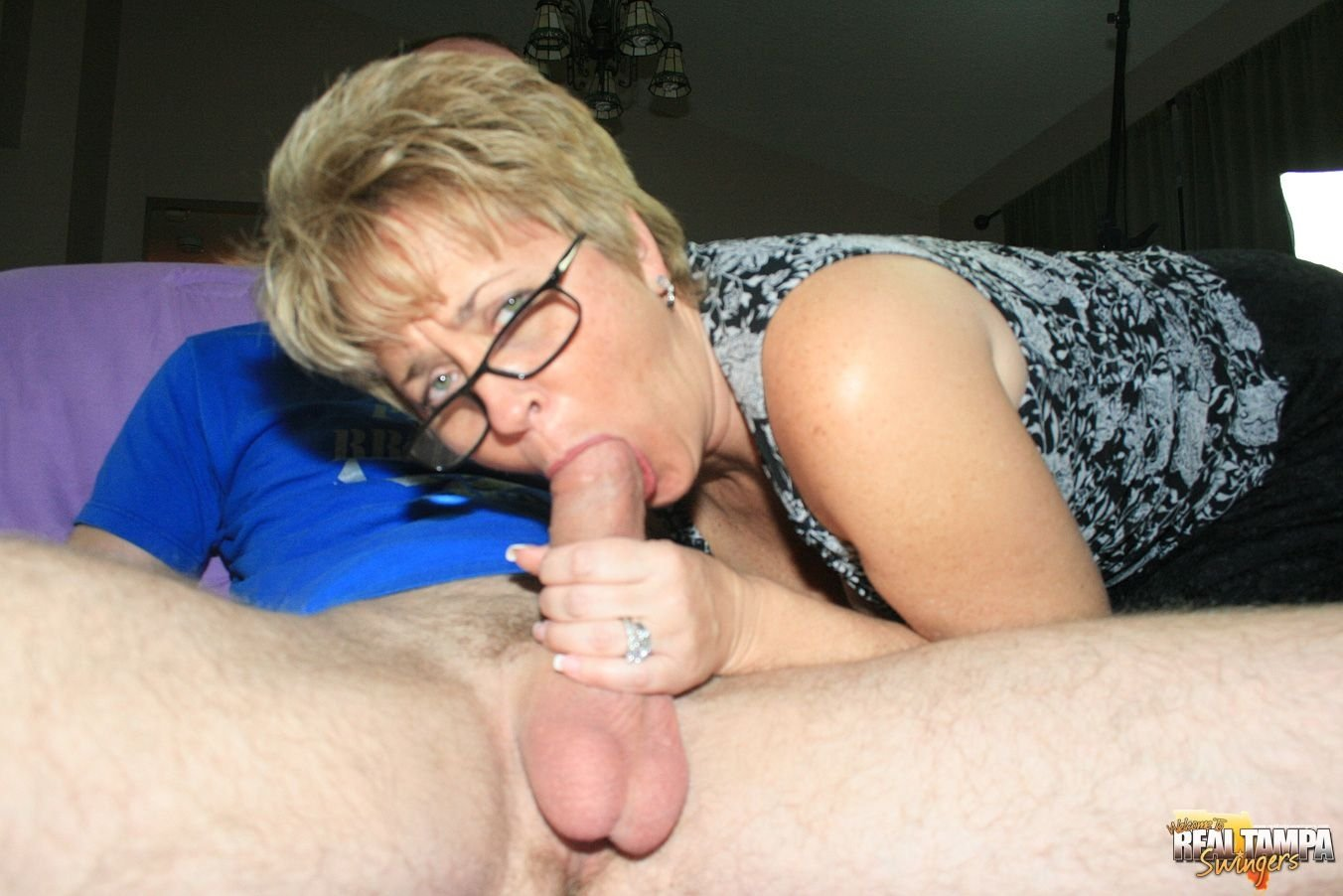 Brilliant idea Short hair mature milf glasses accept. interesting