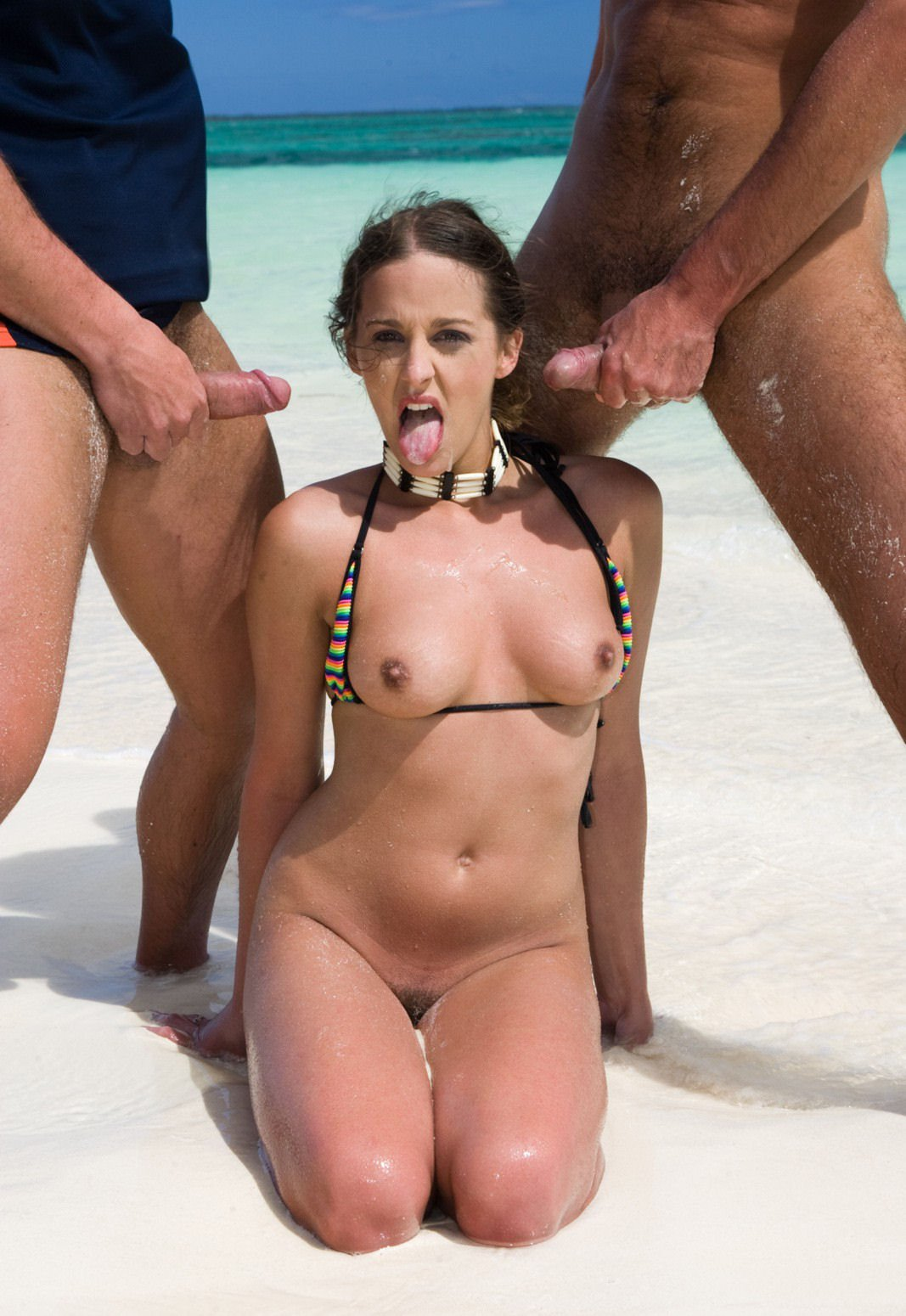 skinny brunette porn videos there