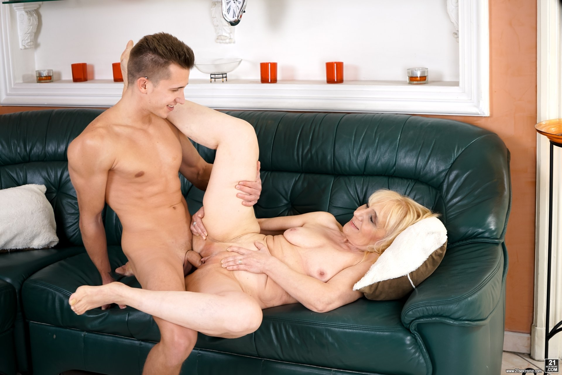 best of little anal granny