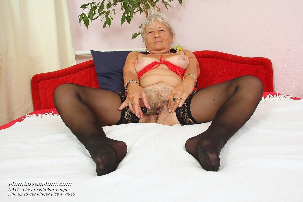 Bdsm granny sex #1