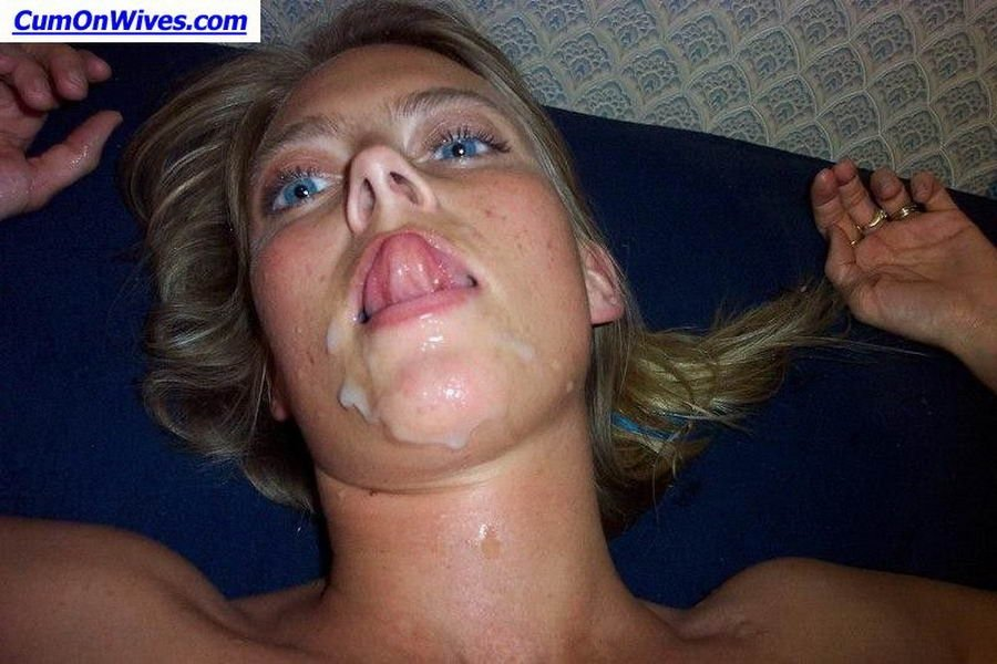Home made facial nude