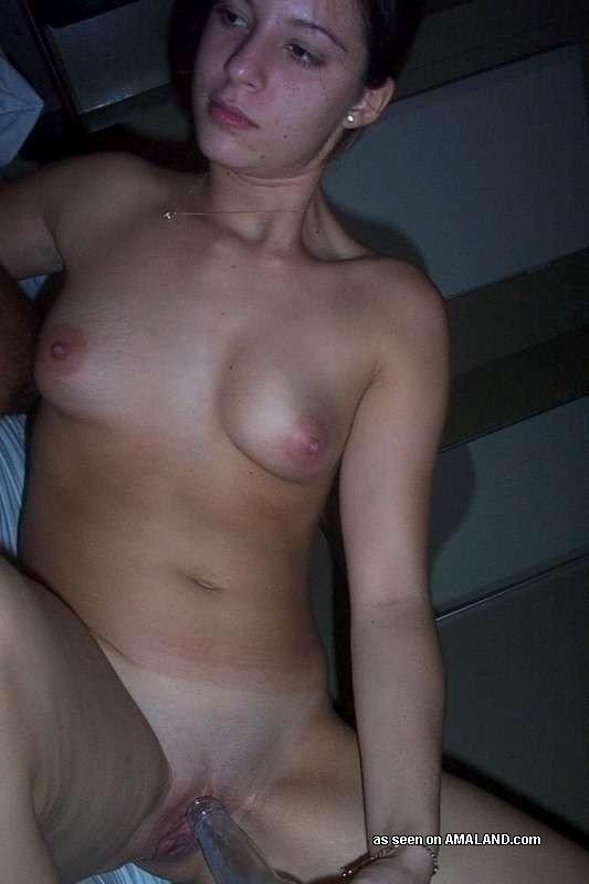 real amateur homemade